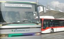 Collegamenti in autobus dall'aeroporto di Napoli