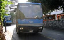 Autobus sita da Sorrento verso le località turistiche vicine