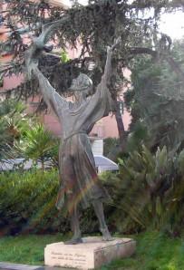 San Francesco, Sorrento villa comunale