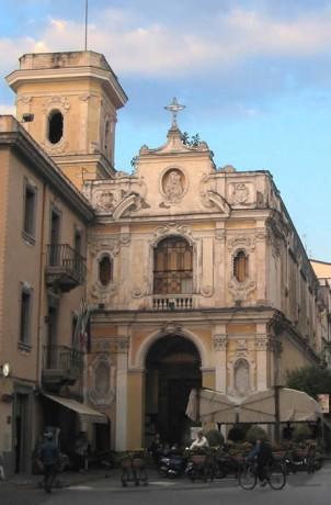 Santa Maria del Carmine, Piazza Tasso Sorrento