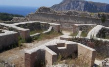 Panorama da Villa Jovis, Capri